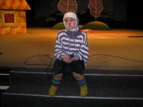 Заєць – Алевтина Радіонова