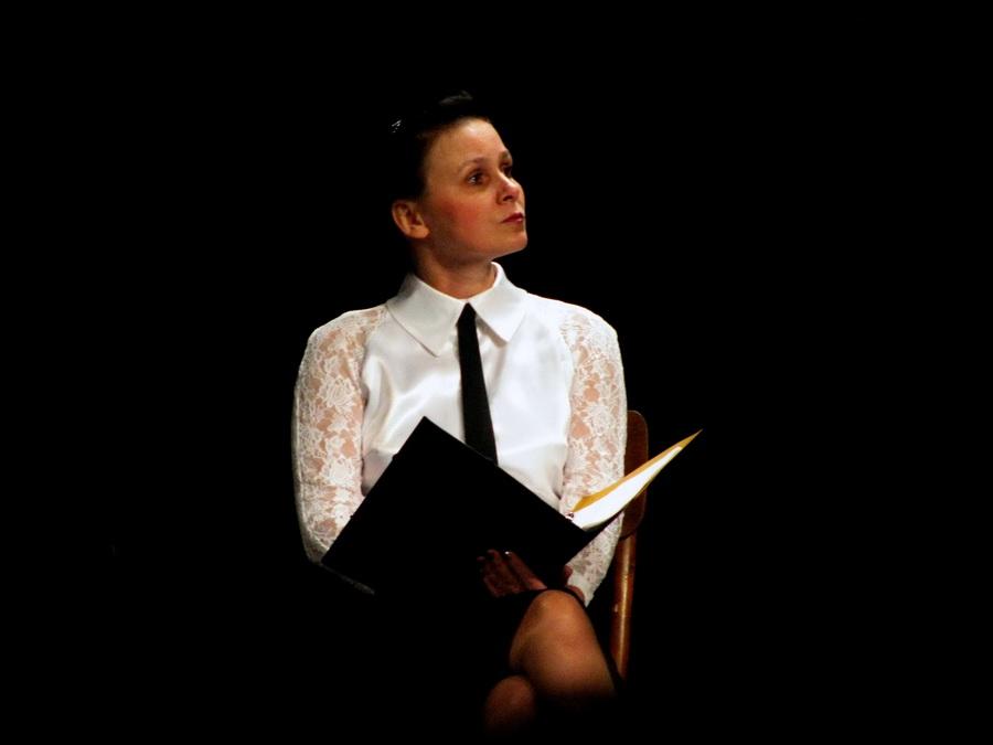 Рімма – заслужена артистка України Людмила Ракута